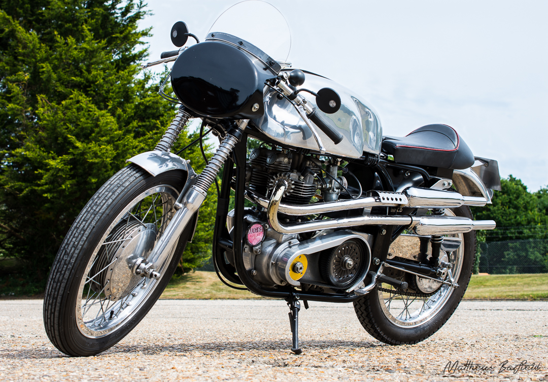 1969 Triton Special Matthew Barfield Photography Motorcycle